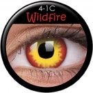 Wildfire Contact Lenses
