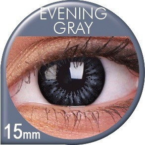 BigEyes Evening Gray Contact Lenses