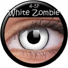 White Zombie Contact Lenses