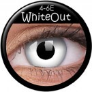 WhiteOut Contact Lenses