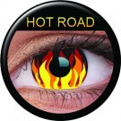 Crazy hot road